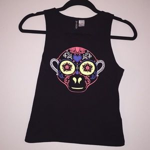 H&M Fitted Top // US Size 6